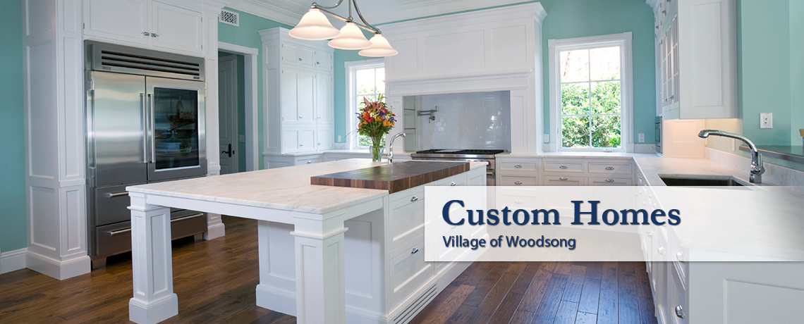 Find Your Dream Woodsong Village Home!